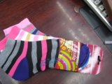 Alle Farben-Dame-Socken für Sprung/Herbst-Abnützung