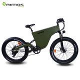 Bici eléctrica de gran alcance del neumático de la bicicleta eléctrica gorda de la montaña