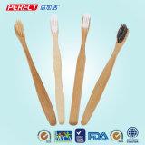 Eco Bambuszahnbürste-Hersteller der holzkohle-ODM/OEM