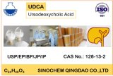 Ácido Udca-Ursodeoxycholic 99.0%Min USP/Ep/Bp/Jp/IP-Treatment da doença do cálculo biliar