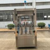 Automatischer linearer Typ Sonnenblume/Olivenöl-abfüllende Geräten-Maschine