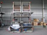 A máquina de sopro da película da Dobro-Cabeça ajustou-se (SJ-60FM-700 600 800 900 1000)
