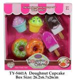 Het grappige Stuk speelgoed van Cupcake van de Doughnut