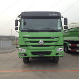 Carro de vaciado resistente de Sinotruk HOWO 6X4 con color verde