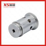 Válvulas sanitarias de la presión y de vacío de Triclamp del acero inoxidable
