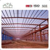 La struttura d'acciaio prefabbricata personalizzata del metallo immagazzina la costruzione
