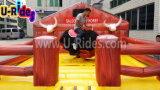 La máquina mecánica del caballo de Bull limpia hacia fuera juegos