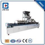 Máquina del clavo de la tira de papel en Corea