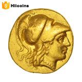 Le métal de vente directe d'usine invente les pièces de monnaie en gros et la pièce d'or faite sur commande