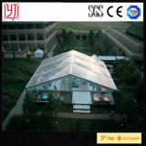 OpenluchtTenten van de Spanwijdte van de Kleur van de dekking passen de Facultatieve Grote 20m Duidelijke in Guangzhou de Mensen van Honderden aan
