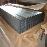 Лист гофрированный SGCC гальванизированный стальной