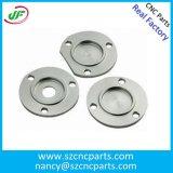 ミラーの磨かれたステンレス鋼CNCの回転部品、CNCの回転機械部品
