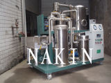 Tpf-10 de vacuüm het verwarmen Gebruikte Machine van de Filtratie van de Tafelolie