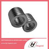 Magnete eccellente del blocchetto di NdFeB di vendita calda promozionale con il foro N35m