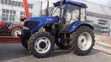100HP 4WD 4シリンダーMahindraの農場トラクターの値段表