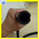 고품질 섬유 땋는 유압 호스 SAE 100 R6
