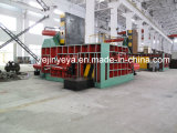 Ydt-400Aの自動油圧金属のコンパクターの鋼鉄スクラップの梱包機械