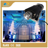 el proyector del Gobo de 10000lm LED 80W enciende la decoración de los acontecimientos del día de fiesta de la boda