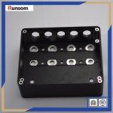 Zoll CNC-maschinell bearbeitenfall-Aluminium