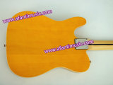 Гитара клена пламени электрической гитары Tl верхняя электрическая (ATL-183Y)
