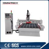 Маршрутизатор CNC Woodworking с линейным Atc 1325 с Ce