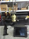 Instruments de mesure de pression en ligne portatifs pour les vannes de sécurité