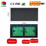 P10 viola Display a LED per esterni modulo 32x16 matrice 320 * 160 millimetri impermeabile per P10 schermo Viola Rosa LED Scrolling