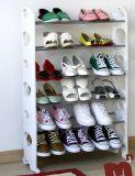금속과 플라스틱 재질 흰색 신발 캐비닛 (FH-SR06W)