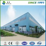 Полуфабрикат пакгауз здания стальной структуры от Китая история 27 год