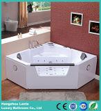 Wasserstrahlmassage-Badewanne mit Sitz (TLP-643)