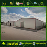 Armazenamento vegetal pré-fabricado para Kazakhstan (LS-FL-099)