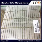 Película decorativa helada chispa de la película de la ventana para la decoración casera