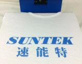 승화 압박 기계를 인쇄하는 편평한 조가비 t-셔츠 열전달