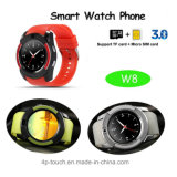 Touch Screen Bluetooth Smart Watch Phone W8