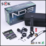 Vue interurbaine de laser de vert de haute énergie de la chasse ND3 X30 d'OEM avec des supports