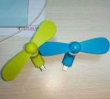 Ventilador plástico do USB do multi Sell quente da função mini