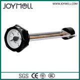 Tipo mecânico calibre nivelado 450mm de combustível para geradores