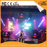Visualizzazione di parete fissa dell'interno di colore completo P1.6 LED video