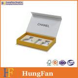 Produits de luxe de marque empaquetant le cadre de papier de cadeau