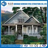 Einzelnes Stahlkonstruktion-Landhaus mit Cer-Bescheinigung