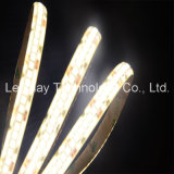 As tiras flexíveis do diodo emissor de luz SMD3528 com 19.2W 24VDC listram a lista do diodo emissor de luz