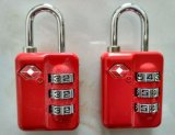Serrure sûre de nombre de sac de Lock& de bagage de Tsa de qualité de Hgi