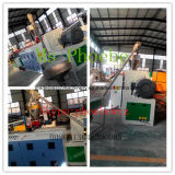 Linha da máquina da placa da espuma do PVC de WPC