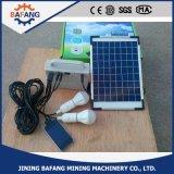 10Wキャンプのための小型太陽ホーム照明装置/携帯用DC太陽キット