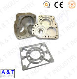 CNC Stahl/Brass/Aluminumlathe, das maschinell bearbeitenherstellungs-zentrale Maschinerie-Teile dreht