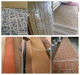 Выбитые панели сандвича покрытия металла декоративные изолированные для внешней стены