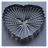 Spijkers van het Dakwerk van de Steel van de paraplu de Hoofd Duidelijke met Hoogstaande en Concurrerende Prijs
