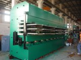 Máquina Vulcanizing da imprensa do passo do pneu de borracha (C)