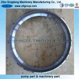 Kundenspezifische Edelstahl-Ring für Herstellung Bearbeitung Teil mit Sandstrahl
