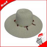 Sombrero de papel flojo de Sun de la paja